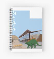 Dinosaur National Park Spiral Notebook