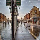 Sunshine on a Rainy Day by Ruski
