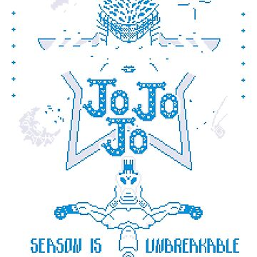 JOJOJO! ICE VER. by jakface