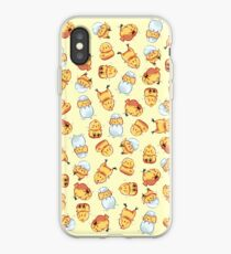Chick Pattern iPhone Case
