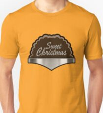 Sweet Christmas Bullet Proof Hero For Hire Super Hero  T-Shirt