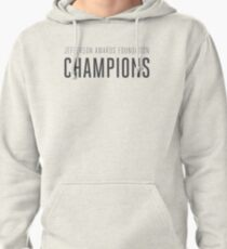 Champions Logo Pullover Hoodie
