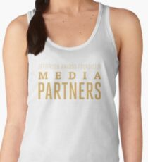 Media Partners Logo Women's Tank Top