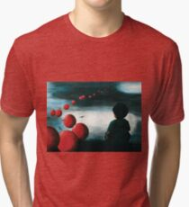 Childhood dreams Tri-blend T-Shirt