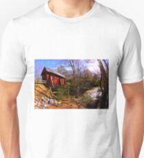 Campbell's Covered Bridge Unisex T-Shirt