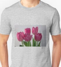 Raising our Tulip Family Unisex T-Shirt
