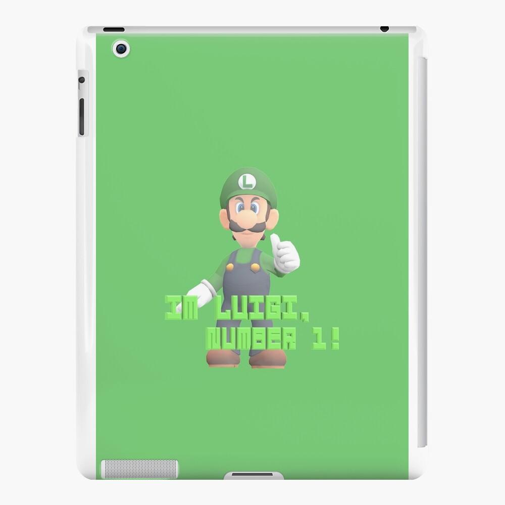Super Mario Bros. - Luigi iPad-Hüllen & Klebefolien
