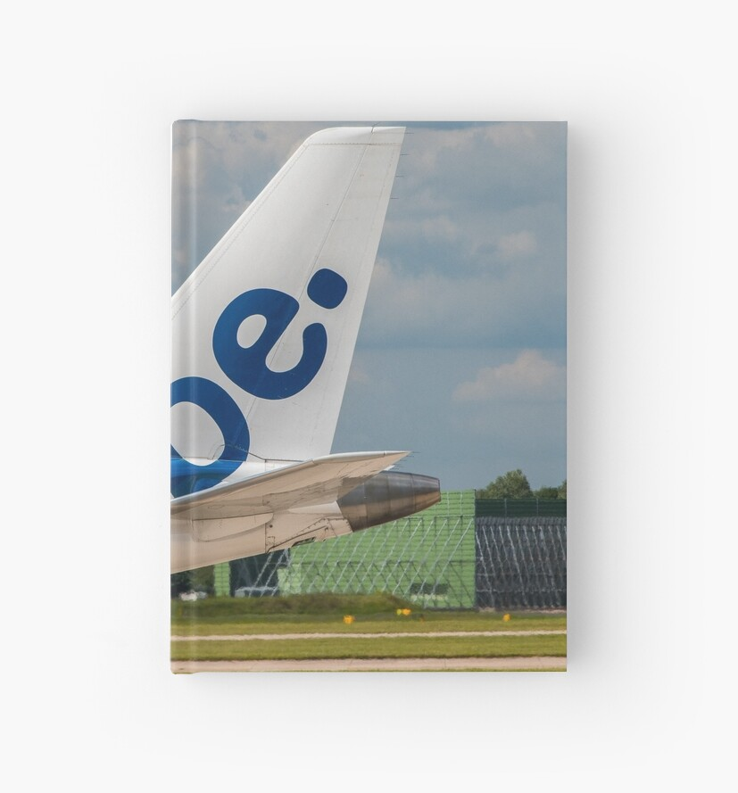 Flybe Embraer ERJ-175 tail livery by Russell102