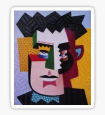 the critic Sticker