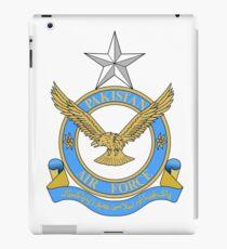 Pakistan Air Force Insignia iPad Case/Skin
