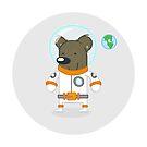 Astrobear by Dave Sliozis