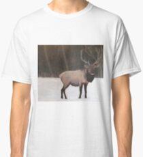 Winter Elk Classic T-Shirt