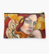 Shelter from the Storm Studio Pouch