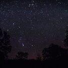Sterne über Loughrigg von WillBov