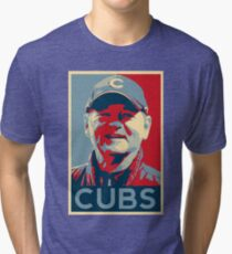 Bill Murray Chicago Cubs Tri-blend T-Shirt