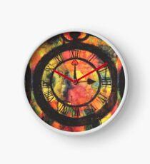 Original Rainbow Clock/Pocket Watch Piece  Clock