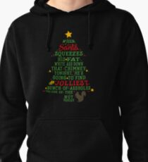 Jolliest Bunch of A-holes Pullover Hoodie