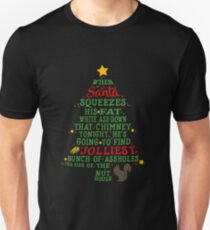 Jolliest Bunch of A-holes Unisex T-Shirt