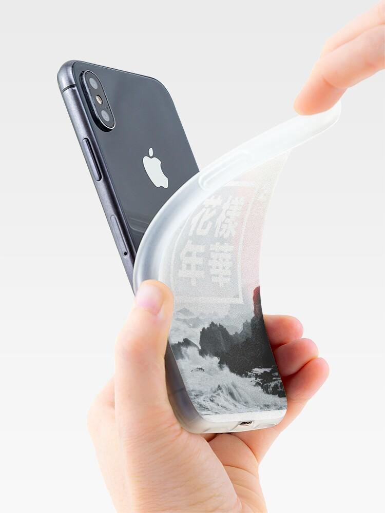 Vista alternativa de Vinilos y fundas para iPhone BTS HYYH