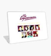 the legwarmers the ultimate 80's tribute band Laptop Skin