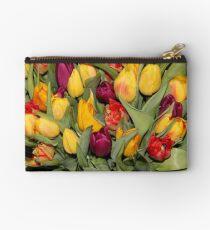 An Ocean Full Of Tulips  Studio Pouch