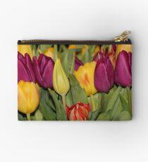 An Ocean Full Of Tulips III Studio Pouch