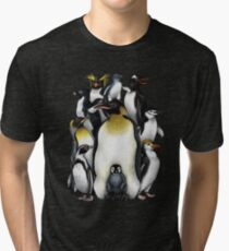 Pinguin-Obsession Vintage T-Shirt