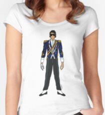 Glitter Grammy Awards - Jackson Women's Fitted Scoop T-Shirt
