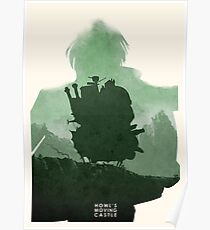 Moving Castle Poster