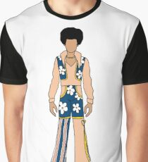 Jackson 5 - Young Jackson Graphic T-Shirt