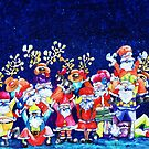 Funny Christmas by IsabelSalvador