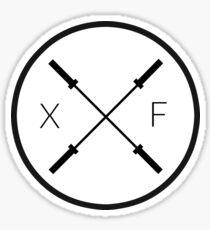 Xfit Life-Logo Sticker