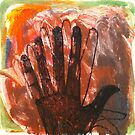Hand with tarletton by donna malone