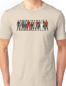 Outfits of Jackson LV Unisex T-Shirt