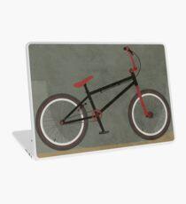 BMX Bike Laptop Skin