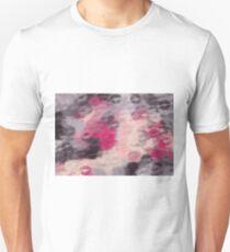 pink purple and black kisses  Unisex T-Shirt