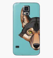 Wolf Portrait Case/Skin for Samsung Galaxy