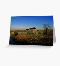 Dutch Landscape Greeting Card