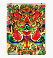Stained Glass Gold iPad Case/Skin