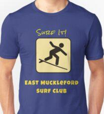 East Muckleford Surf Club - Surf It! T-Shirt