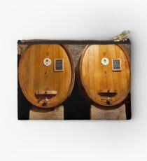 Wine Cellar Twins Studio Pouch