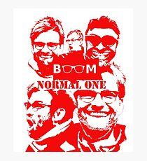 boom klopp Photographic Print