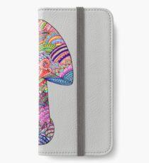 Shroom iPhone Wallet/Case/Skin