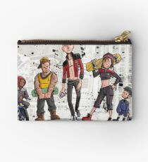 Captains of Congress Street Studio Pouch