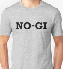 No-Gi Grappling Unisex T-Shirt