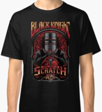 Holy Grail Black Knight Tis But A Scratch Ale Classic T-Shirt