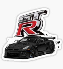 Pegatina GTR R35