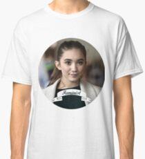 Rowan Blanchard Feminist Circle Classic T-Shirt