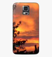 Milwaukee Sunset Case/Skin for Samsung Galaxy