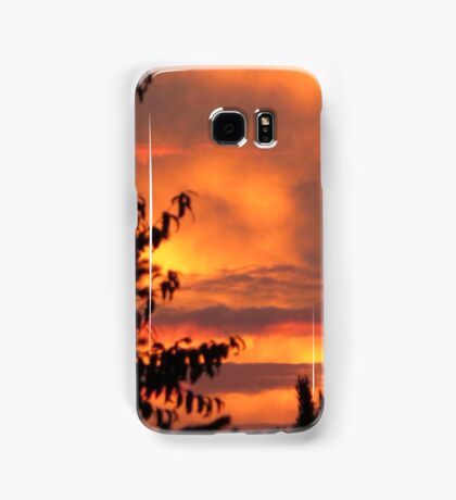 Milwaukee Sunset Samsung Galaxy Case/Skin
